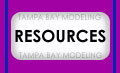 Tampa Bay Modeling resources, including career tool links, contracts, vouchers, scam fighting agreements, forms, and other tools.