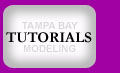 Tampa Bay Modeling Tutorials and model career interactive tutorials for the professional model.
